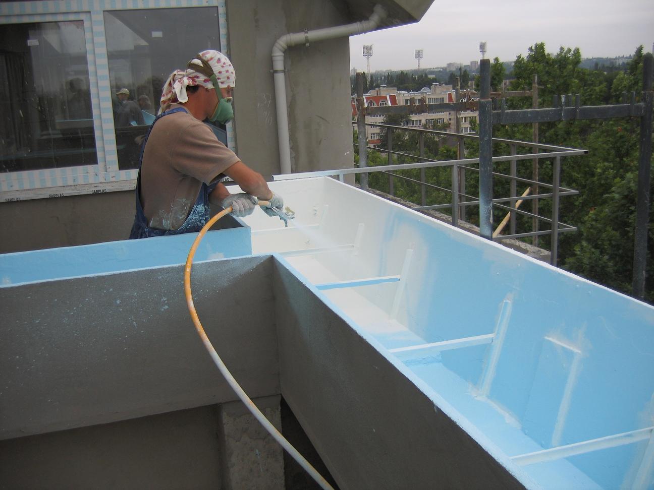 Гидроизоляция бетона 4