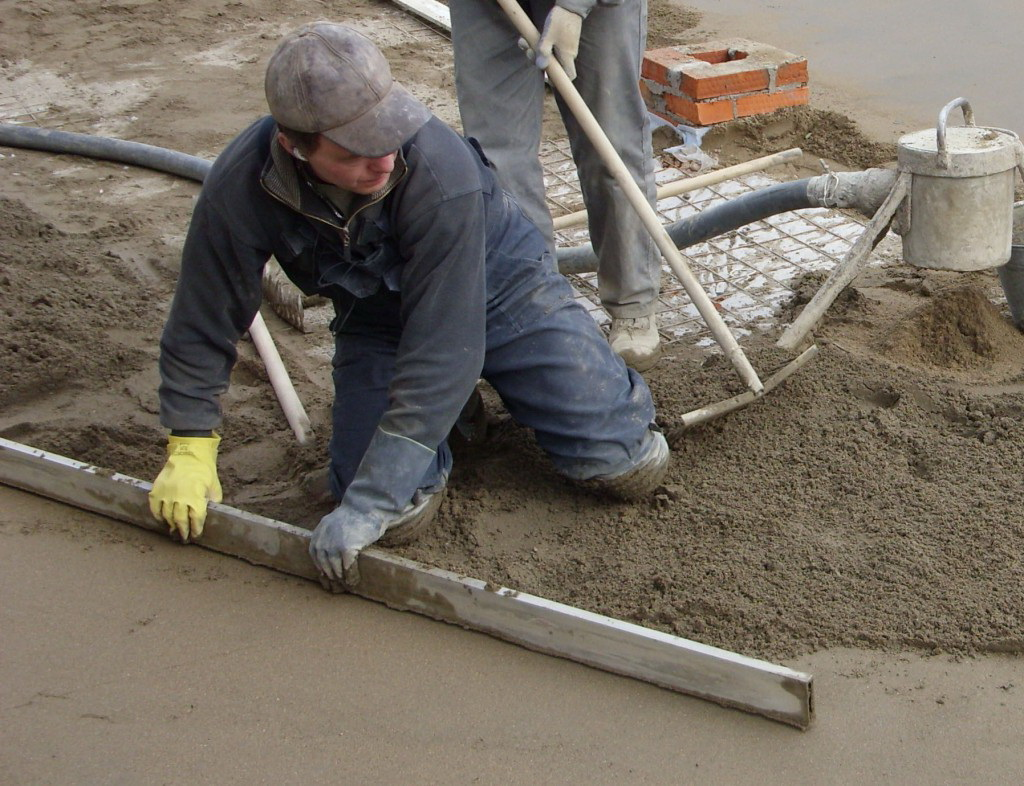 Гидроизоляция бетонного пола 4