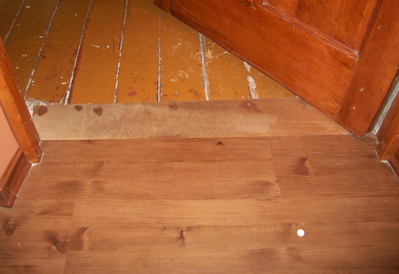 Гидроизоляция деревянного пола 2